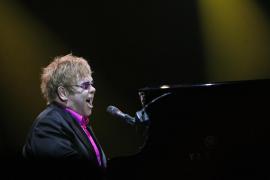 Una lujosa velada con Elton John