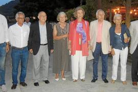 Concierto solidario de Ainhoa Arteta en la Torre de Canyamel