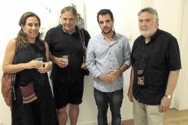 Gustavo Díaz Sosa presenta su obra en Espai d'Art 32