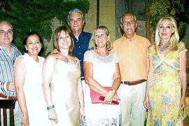 DESPEDIDA DEL COMANDANTE GENERAL CASIMIRO SANJUÁN Y ESPOSAFO