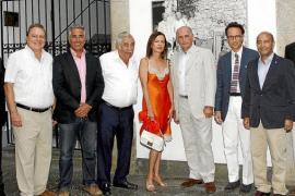 Noche de inauguraciones en Can Prunera