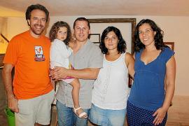 Fiesta de 'cossiers' en Montuïri