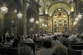 Lluc celebra con emoción el centenario de la consagración de la basílica del Santuario