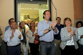 Armengol pide explicaciones a Bauzá sobre la reforma de la sede del PP