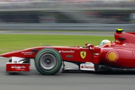 Alonso: «tenemos una oportunidad muy buena de subir al podio»