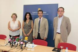 Isabel Llinàs, Sandra Fernández, Gabriel Company y Roberto Cayuela