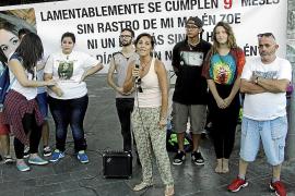 La concentración en Palma por Malén Ortiz termina con algunos incidentes