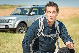 Bear Grylls, nuevo embajador de Land Rover