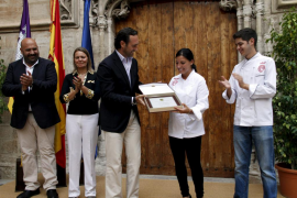 El Consell de Mallorca otorgará un premio Jaume II a Vicky de MasterChef
