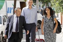 Los padres de Ashya King se reúnen con su hijo en el hospital