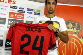 Gulan se siente preparado para debutar con el Mallorca