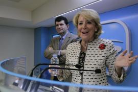 Aguirre sabrá en breve si la acusan de un delito o una falta por su fuga en Madrid