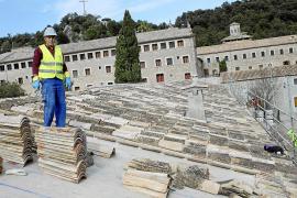 El prior de Lluc viajará a Madrid a pedir una ayuda para reparar el santuario tras dos años de largas