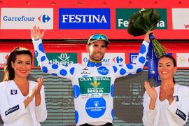 Lluís Mas, de la playa de Ses Salines a las cimas de la Vuelta