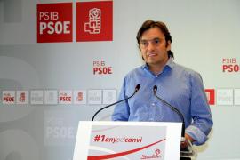 El PSIB prepara una ofensiva en las instituciones contra la reforma electoral