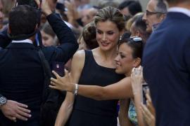 La Reina Letizia, 'fan' del 'selfie'