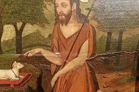 La pintura gótica del Museu Diocesà, en mal estado