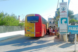 La línea de Palma-Arenal hasta ses Covetes, utilizada por más de 14.000 usuarios en tres meses