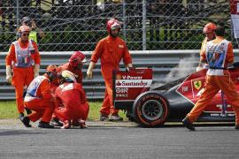 Alonso cree que de, no haber abandonado, habría terminado «entre los primeros seis»