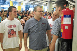 El 'padre Toño': «Mi único pecado es trabajar por los desposeídos»
