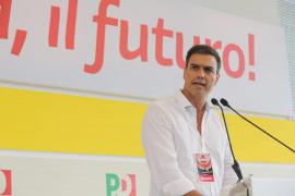 Sánchez asegura que el PSOE recuperará «el futuro de los españoles dejando sin futuro a la derecha»