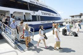 La recta final de un buen verano en Formentera