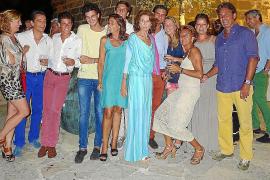 Fiesta de cumpleaños de Stanis Planas
