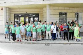 El apoderado de Sineu que vistió camiseta verde en las europeas se enfrenta a un año de cárcel