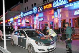 La trama de Calvià utilizaba 'matones' para espantar a clientes de bares 'rivales'