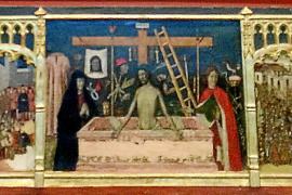 El Consell preguntará a la Diócesis por el estado de las pinturas del Museu Diocesà