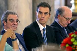 """Sánchez discrepa de González: el fraude de Pujol es """"corrupción"""""""