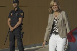 Castro deja a la Audiencia de Palma la decisión de mandar a la Infanta a juicio