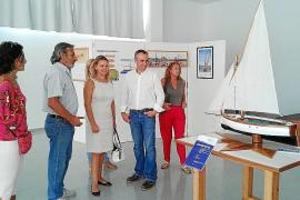 'La Balear' centra una exposición sobre la restauración de embarcaciones