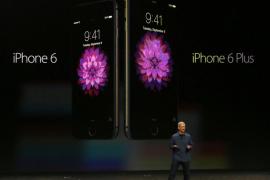 Apple presenta los iPhone 6 y iPhone 6 Plus