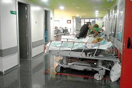 Los enfermeros denuncian un nuevo colapso en Son Espases por falta de camas