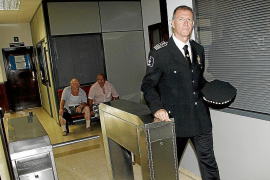 El exjefe de la Policía Local de Palma destituido podría volver como subinspector