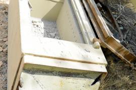 Una banda profesional robó la caja fuerte de un piso del Passeig Marítim de Palma