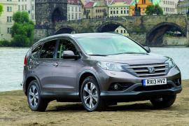 El emblemático Honda CR-V sigue cosechando éxitos