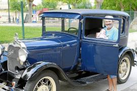 Un coche centenario