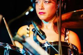 Patti Ballinas, jam session