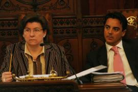 MÉS quiere que Cort repruebe a la exalcaldesa Cirer por corrupción