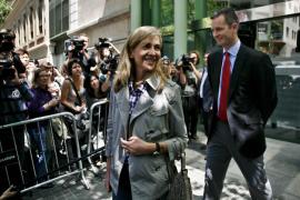 La Abogacía del Estado insiste en que ser «esposa de un defraudador» no convierte en culpable a la Infanta