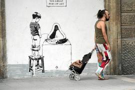 ¿Un Banksy en Palma?