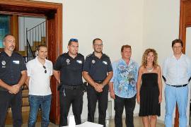 La policía mancomunada reforzará la seguridad de Montuïri, Porreres y Vilafranca