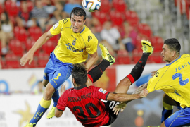 Las Palmas vacía la Copa del Mallorca