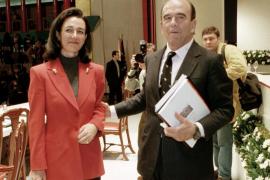 ANA PATRICIA BOTÍN Y EMILIO BOTÍN