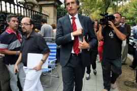 CAPILLA ARDIENTE DE BOTÍN EN SANTANDER