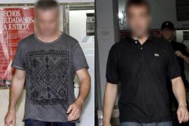 En libertad provisional los dos policías del vídeo de Calvià