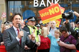 RBS y Lloyds se trasladarán a Londres si gana la independencia en Escocia