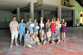 El 'Microteatre per pors' se hospeda en el antiguo Parque de Bomberos